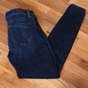 Denim - Express skinny jean legging